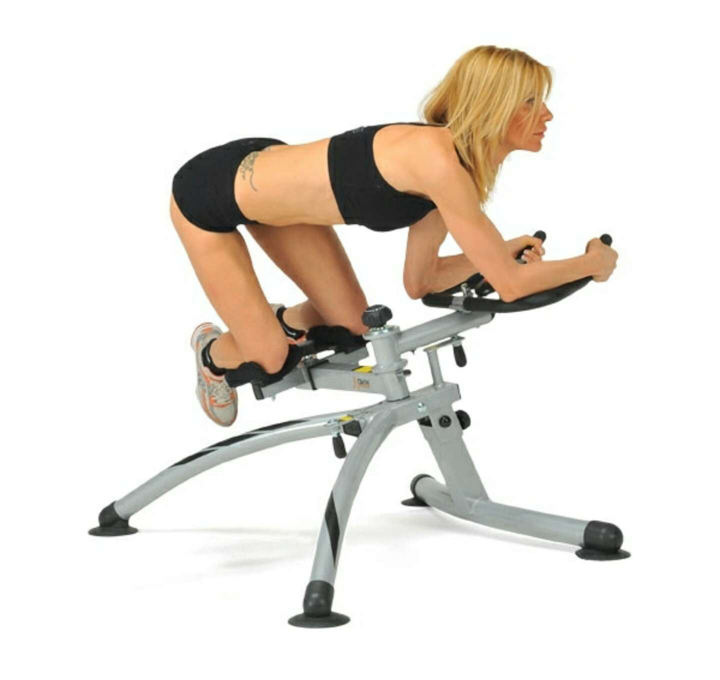 As Seen On Tv Ab Circle Pro Abs Exercise Machine Workout Dvd