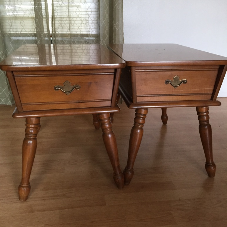 Vintage Mersman tables for sale in Stafford VA 5miles Buy and Sell