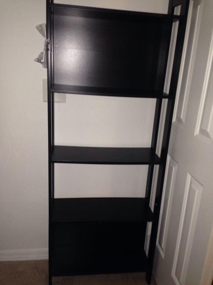 Laiva bookcase black brown - Laiva Bookcase Black Brown For Sale In Weston, FL - 5miles: Buy