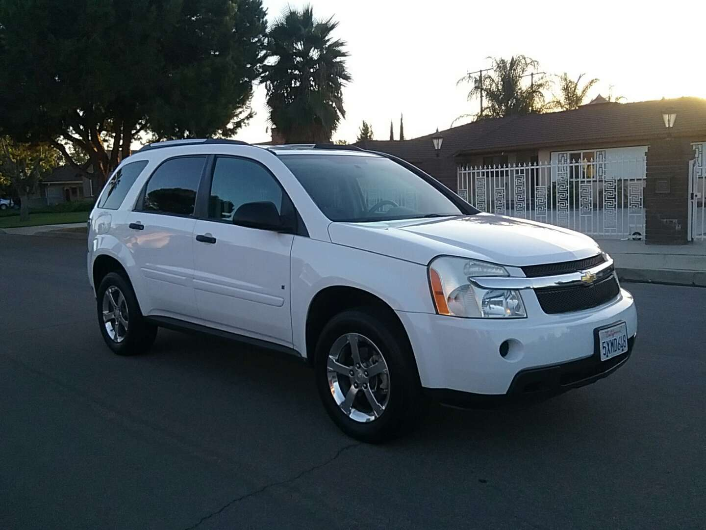 2007 chevy equinox ls for sale in west covina ca 5miles. Black Bedroom Furniture Sets. Home Design Ideas