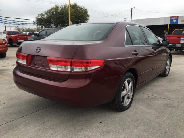 2003 honda accord ex l leather sun roof for sale in grand prairie tx 5miles buy and sell. Black Bedroom Furniture Sets. Home Design Ideas