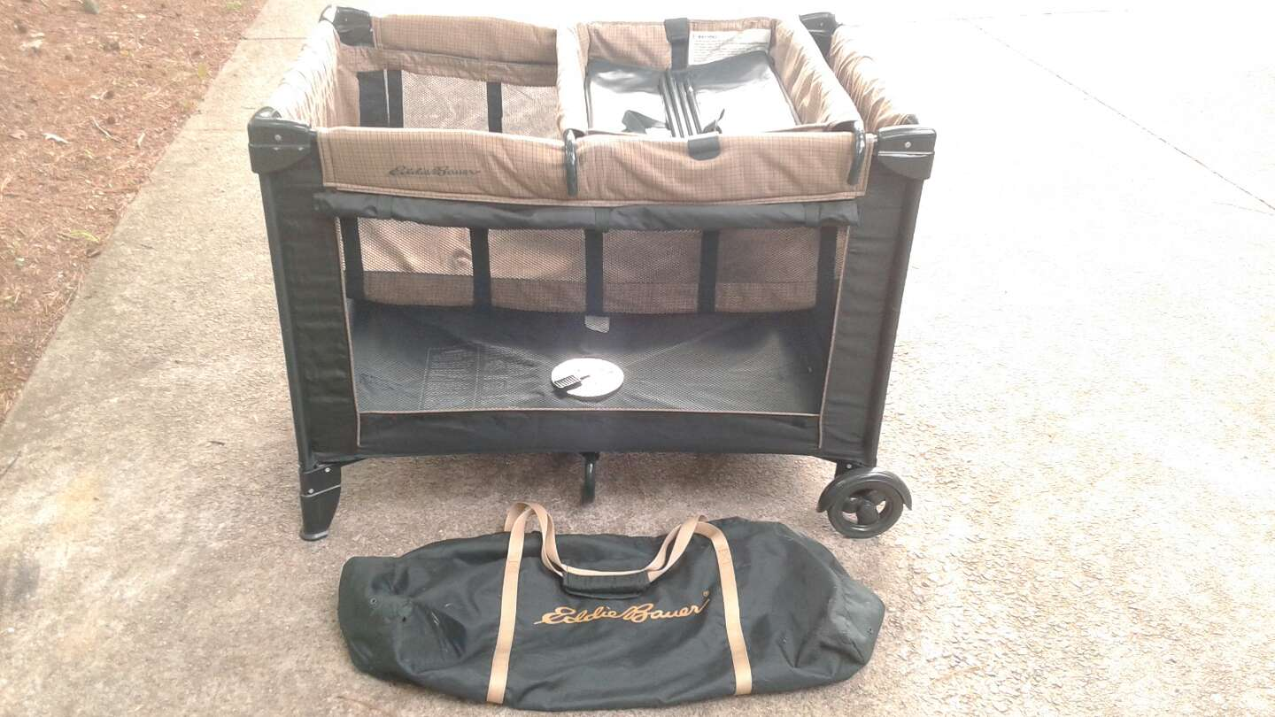 Eddie Bauer Pack N Play Set For Sale In Stone Mountain Ga