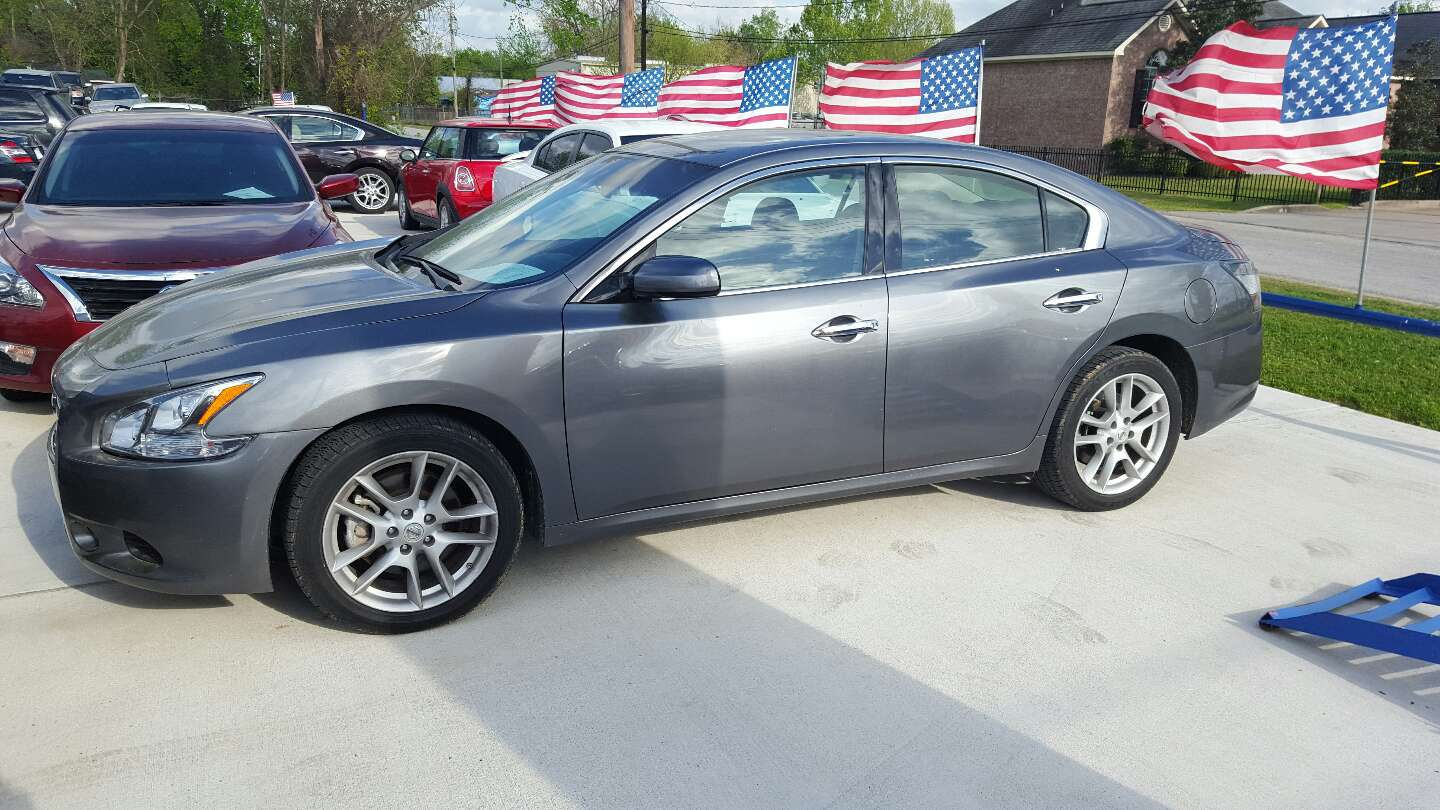 2014 nissan maxima for sale in alvin tx 5miles buy and sell. Black Bedroom Furniture Sets. Home Design Ideas