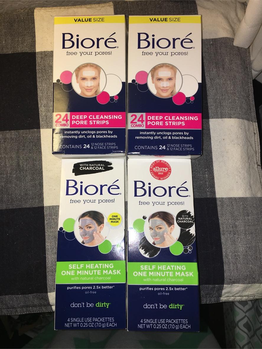 Bioré Pore Strips and Mask in Anaheim |$20