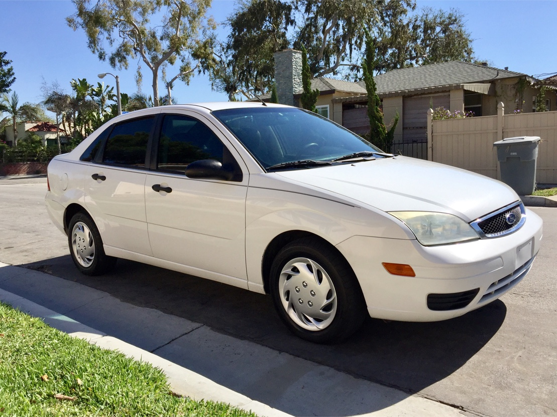 2007 ford focus zx4 for sale in south gate ca 5miles. Black Bedroom Furniture Sets. Home Design Ideas