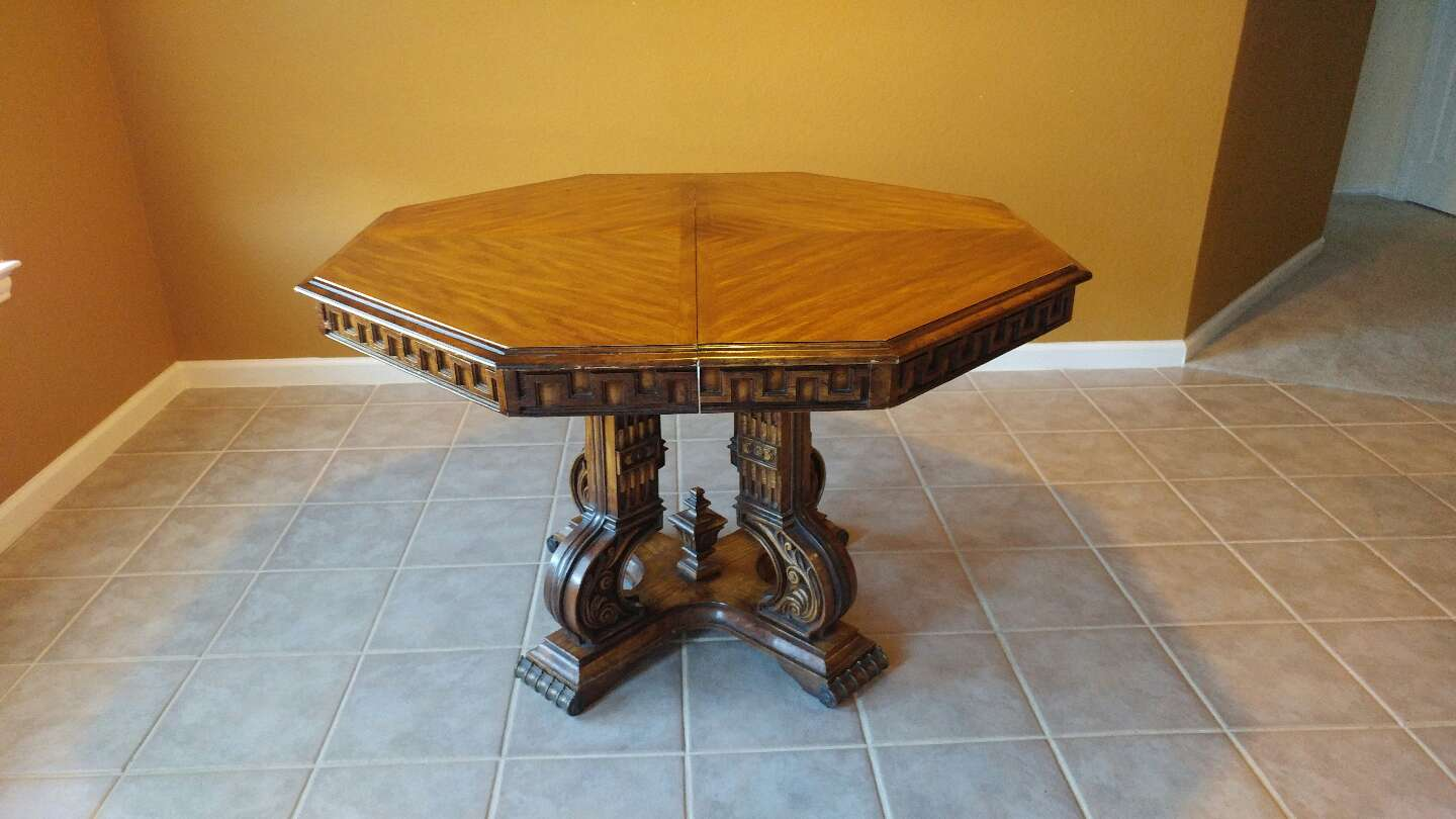 Solid Wood Dining Table For Sale In Fort Worth TX