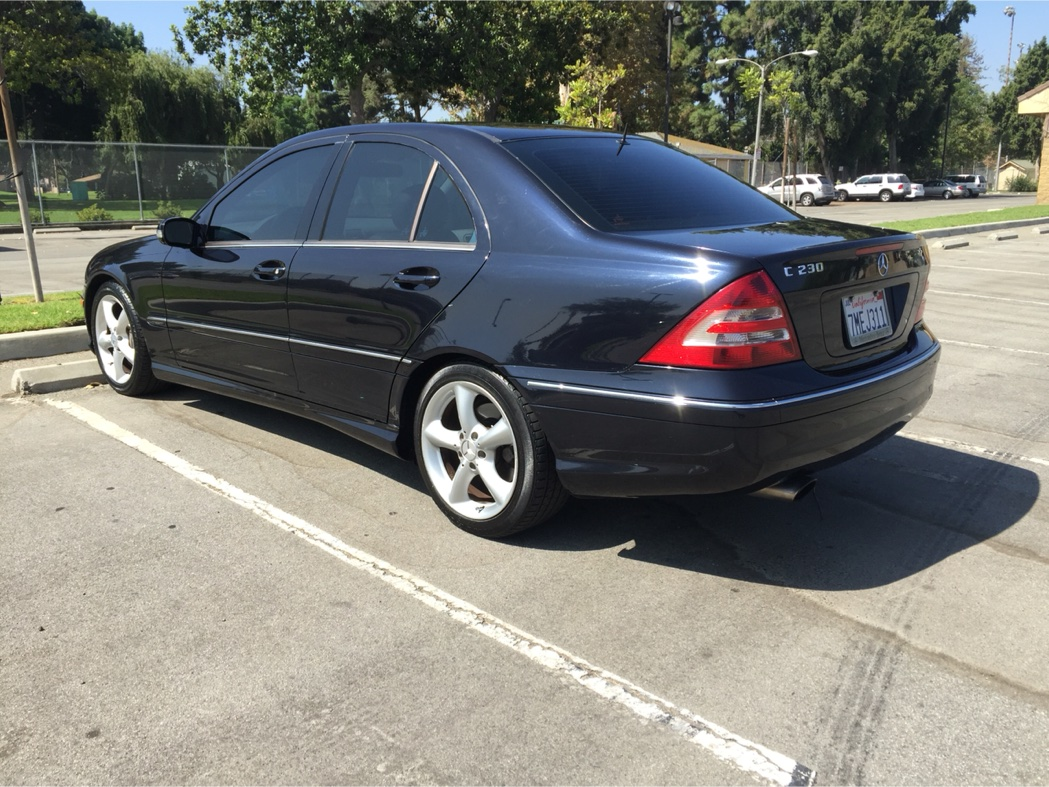 2005 mercedes benz c230 sport supercharged for sale in for Mercedes benz c230 sport