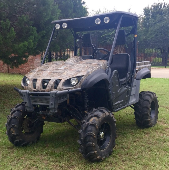 2006 yamaha rhino 660 4x4 side by side utv sxs atv for sale in fort worth tx 5miles buy. Black Bedroom Furniture Sets. Home Design Ideas