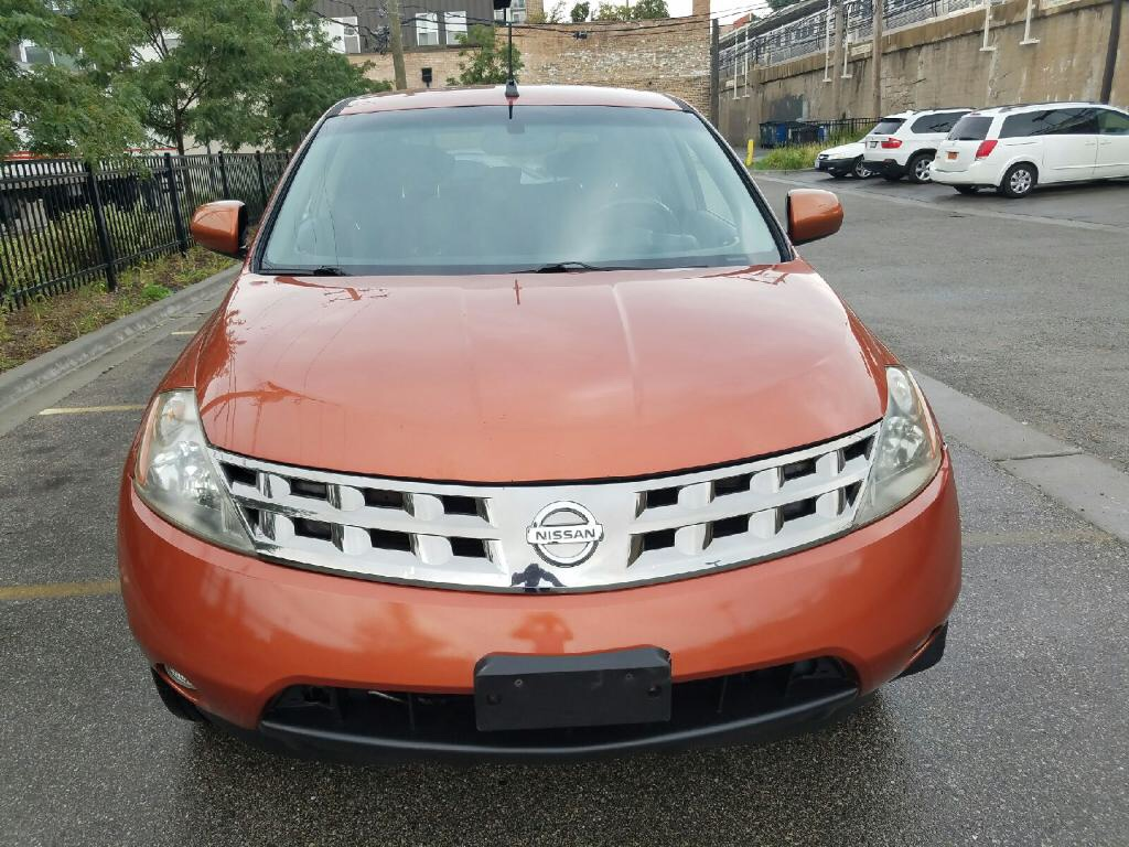 Nisan Murano 2005 All Wheel Drive For Sale In Chicago Il
