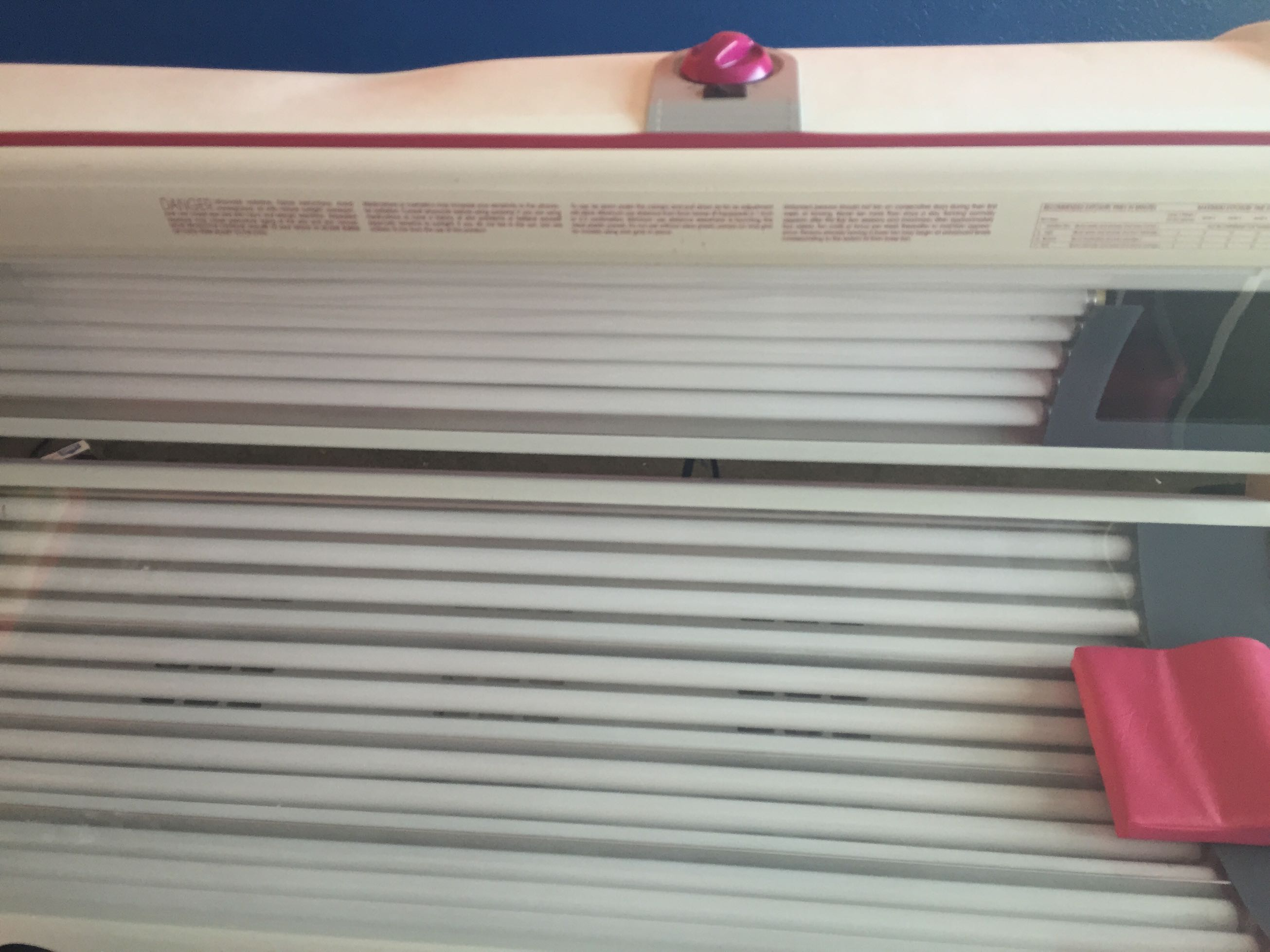 Sunvision Lx Tanning Bed For Sale