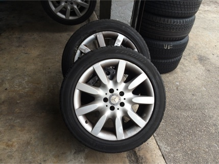 S550 mercedes benz factory wheels 18 for sale in miami for Mercedes benz miami gardens