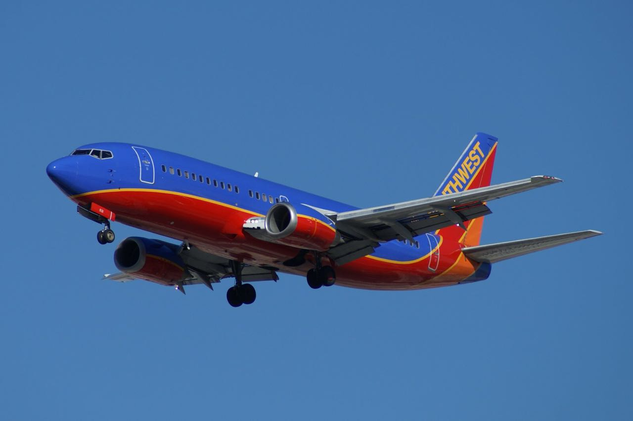 Southwest Airlines Round Trip Voucher For Sale In Dallas