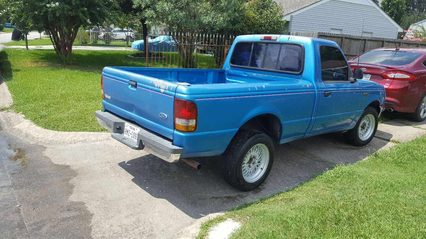 1994 ford ranger for sale in houston tx 5miles buy and sell. Black Bedroom Furniture Sets. Home Design Ideas