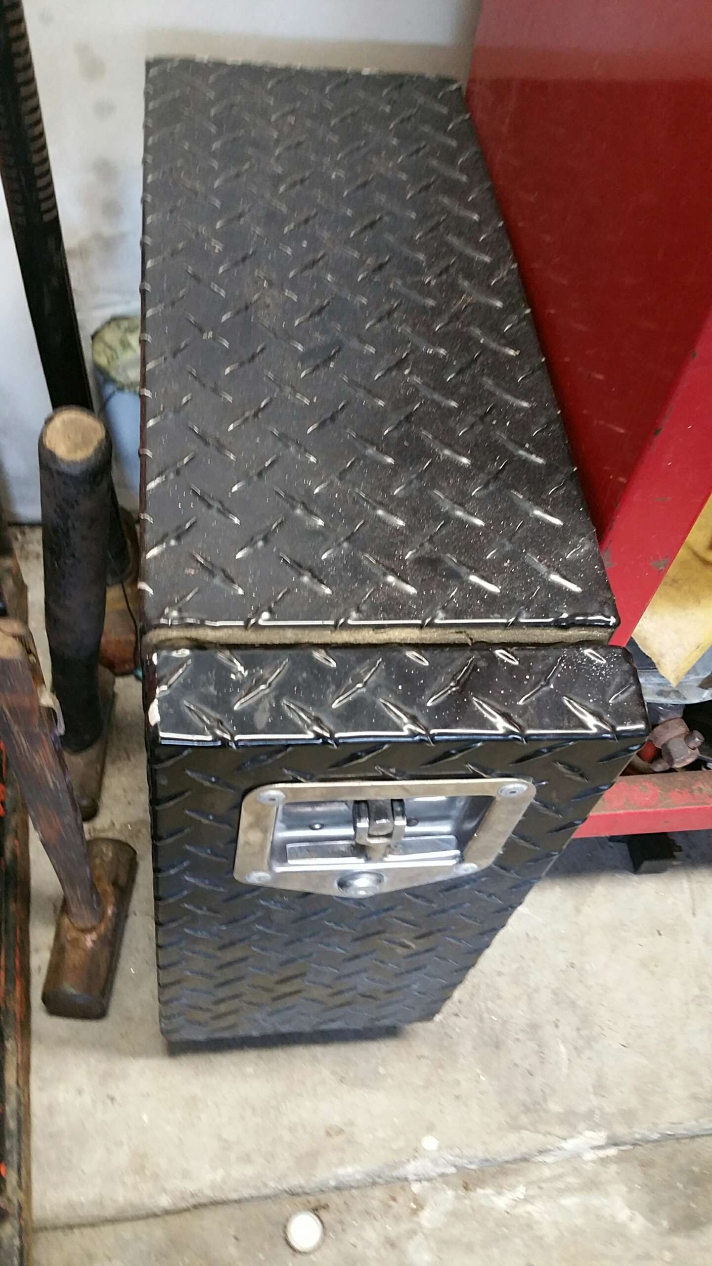 Small Truck Tool Box >> UWS brand 5 drawer truck bed tool box. Small rat pack tool