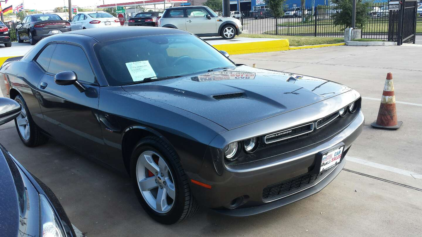 2015 dodge challenger gry for sale in houston tx 5miles buy and sell. Black Bedroom Furniture Sets. Home Design Ideas
