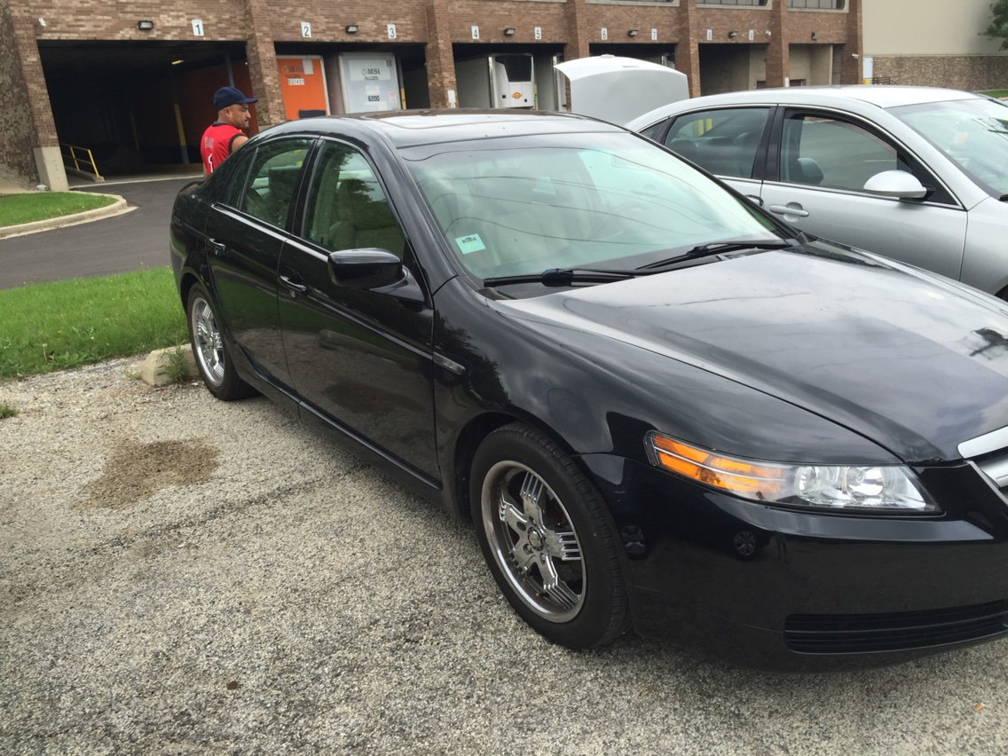 acura 2004 tl for sale in wheeling il 5miles buy and sell. Black Bedroom Furniture Sets. Home Design Ideas