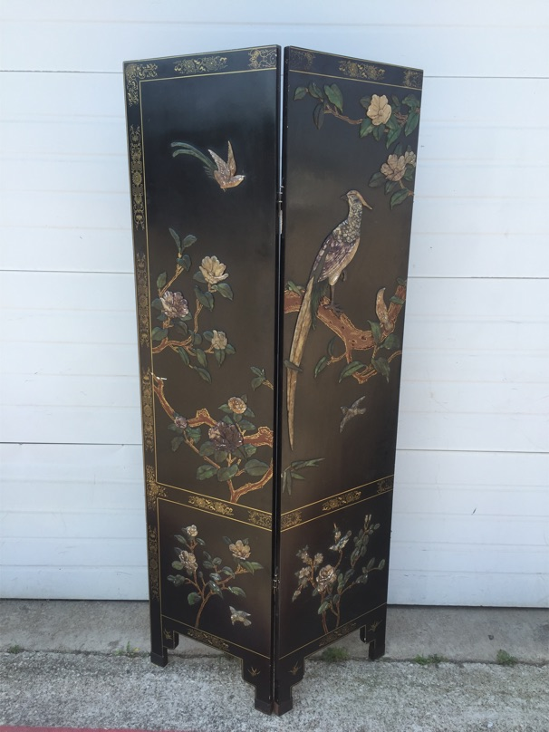 2 piece room asian divider panels h 72 x w 36 for sale for Home decor 75063