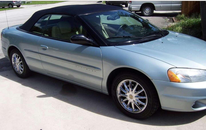 Chrysler Sebring 2001 Limited Convertible For Sale In