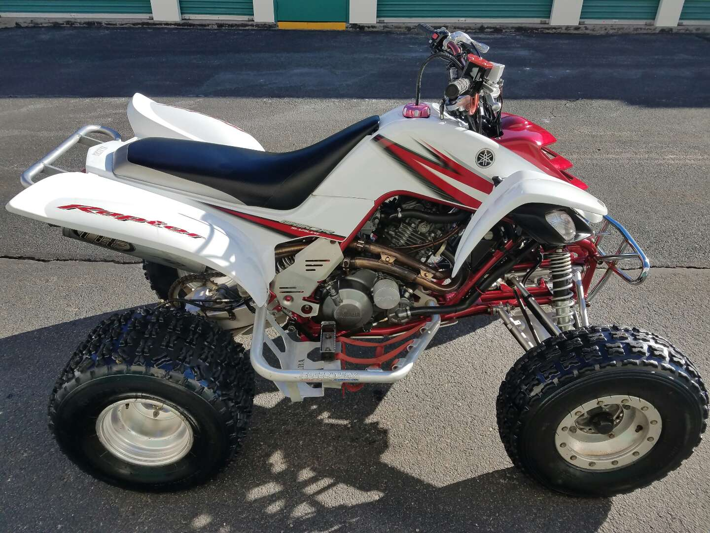 2003 yamaha raptor 660r special edition for sale in for Yamaha 660r raptor