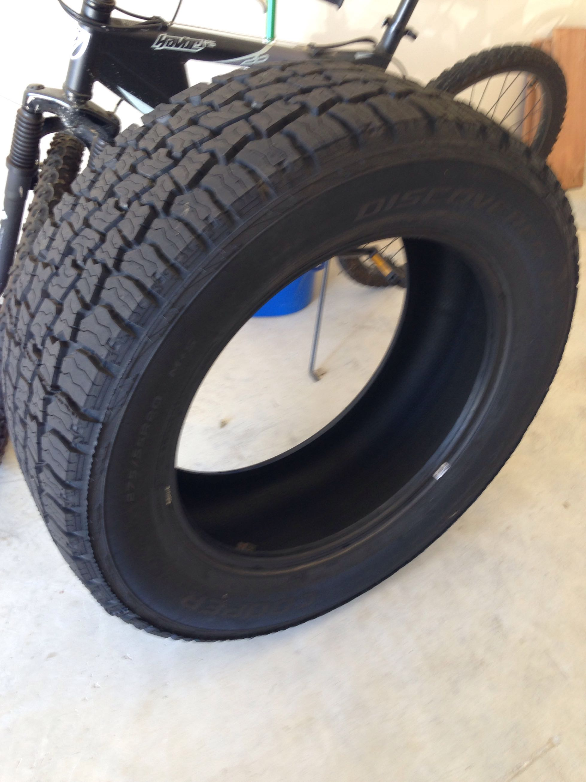 Premise 75 Vs I Maxx Pro: New Cooper Discoverer RTX Truck Tire 275/55R20 For Sale In