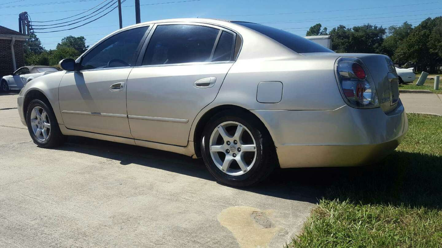 2005 nissan altima 2 5 s for sale in katy tx 5miles buy and sell. Black Bedroom Furniture Sets. Home Design Ideas