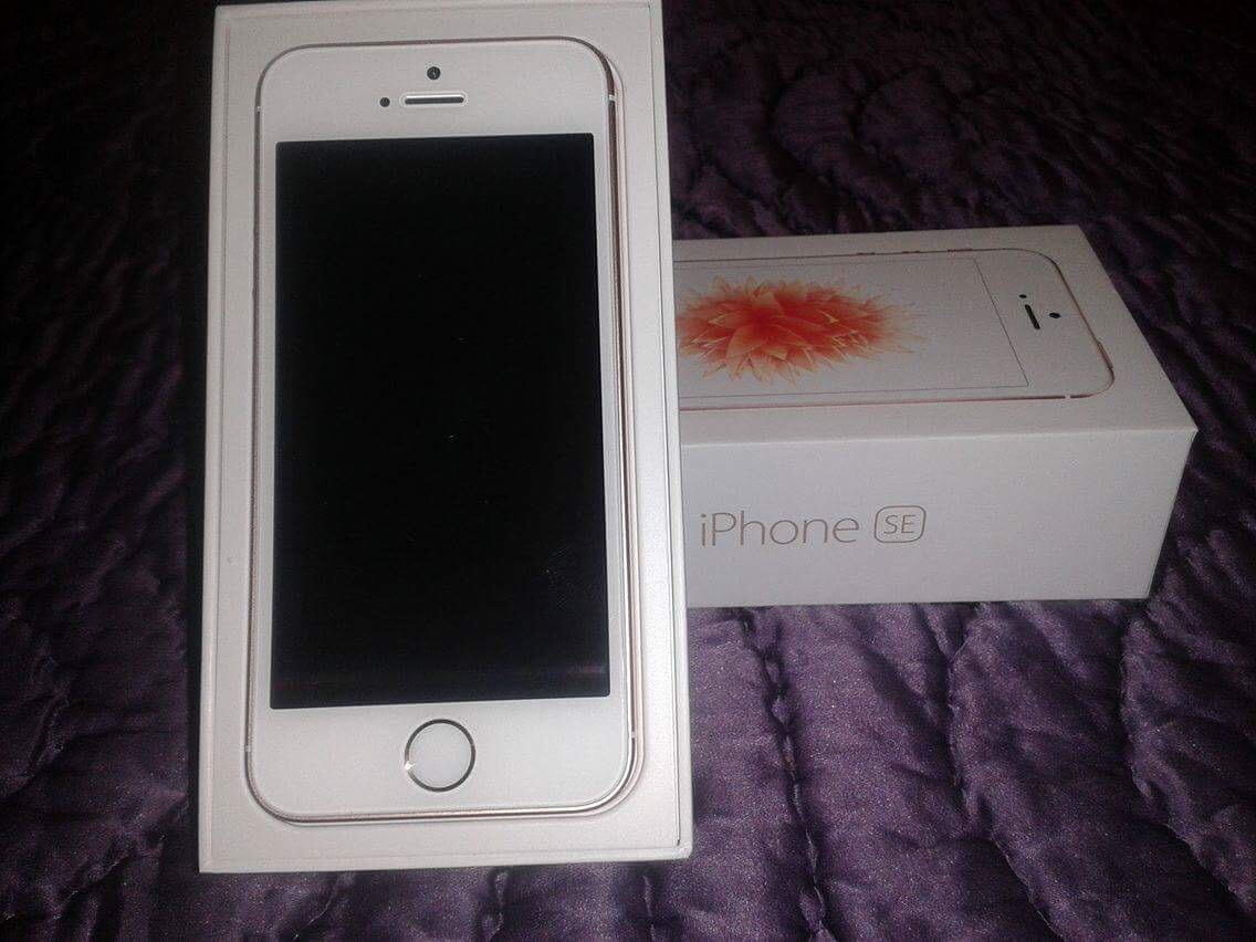 new iphone se rose gold 16gb boost mobile no contract for sale in columbia md 5miles buy. Black Bedroom Furniture Sets. Home Design Ideas