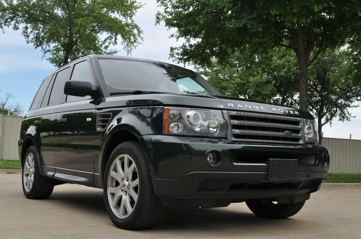 2009 land rover range rover sport hse for sale in dallas tx 5miles buy and sell. Black Bedroom Furniture Sets. Home Design Ideas