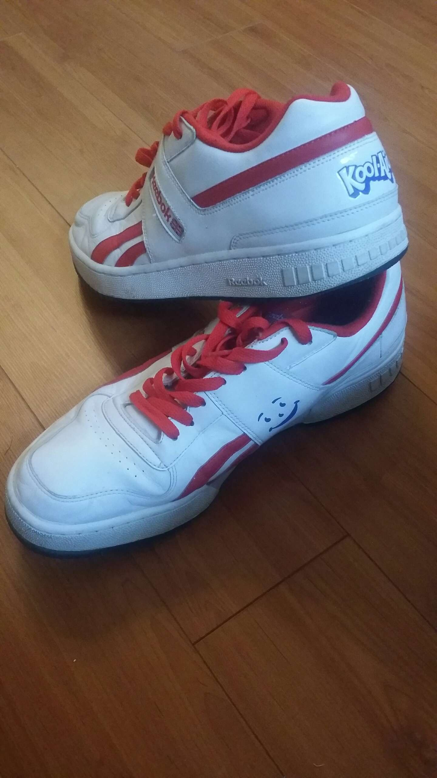 Rare Mens Reebok Kool aid Sneakers for sale in Winter Springs a40d4a231