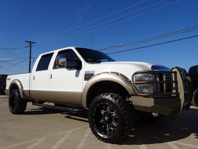 2010 ford f250 lariat 4x4 6 4l turbo diesel super duty tow package 26 950 for sale in dallas. Black Bedroom Furniture Sets. Home Design Ideas