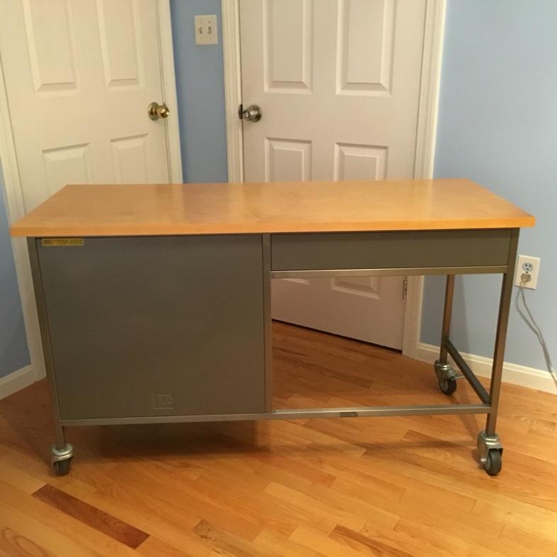 Pottery Barn Pb Teen Locker Desk For Sale In Marblehead