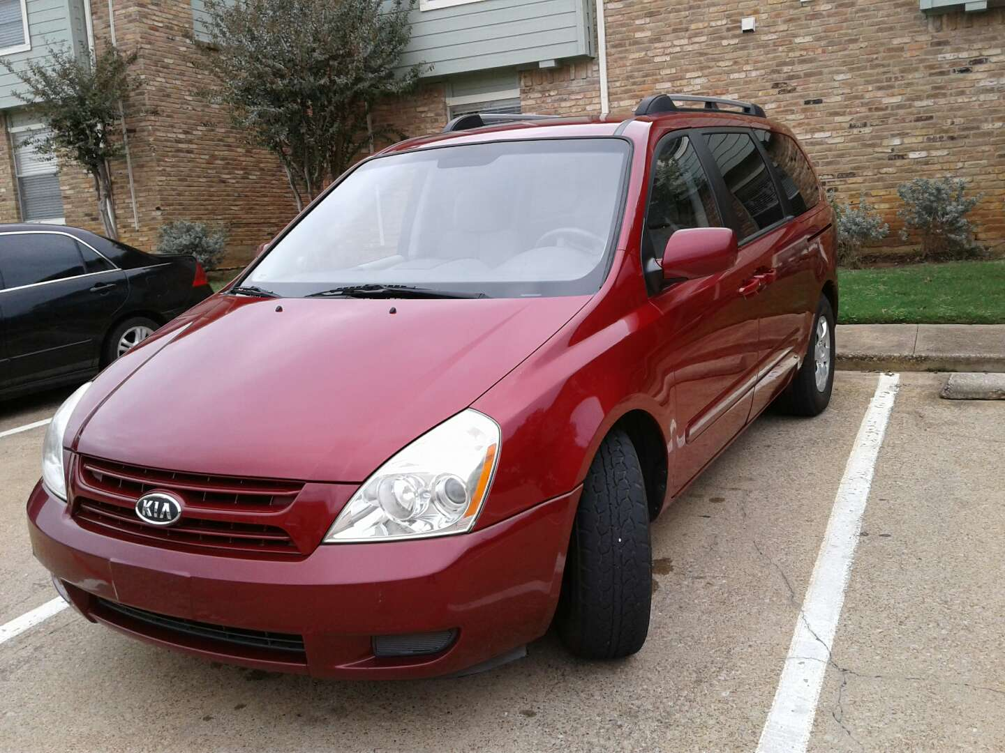 2008 kia sedona lx for sale in bedford tx 5miles buy and sell. Black Bedroom Furniture Sets. Home Design Ideas