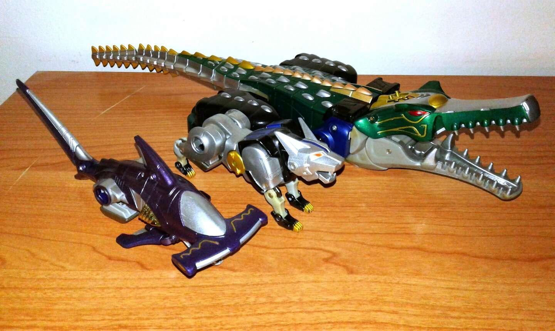 Alligator zord - photo#19
