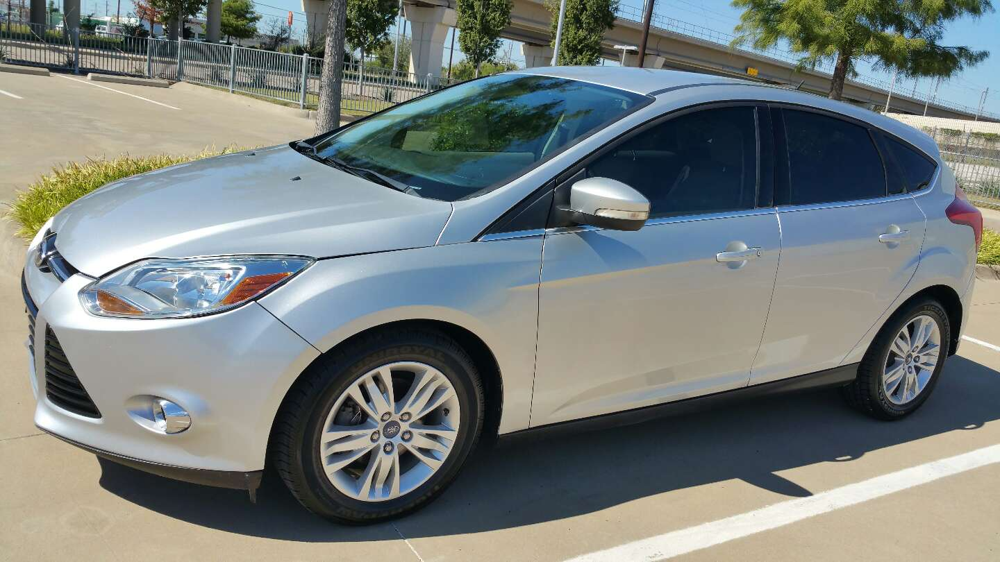 2012 ford focus sel for sale in dallas tx 5miles buy and sell. Black Bedroom Furniture Sets. Home Design Ideas