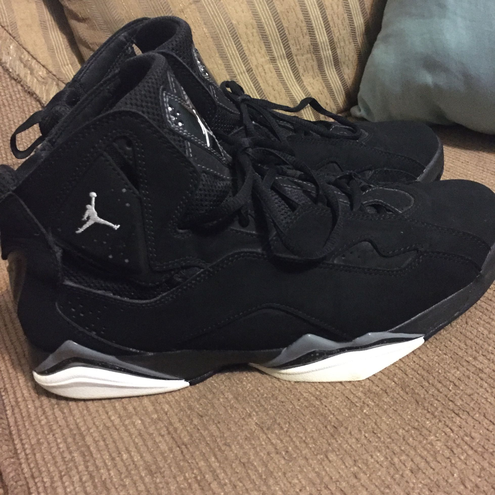 888b3a6208d Jordan Oreos 6 Size 7 For Sale Size 7 Dress