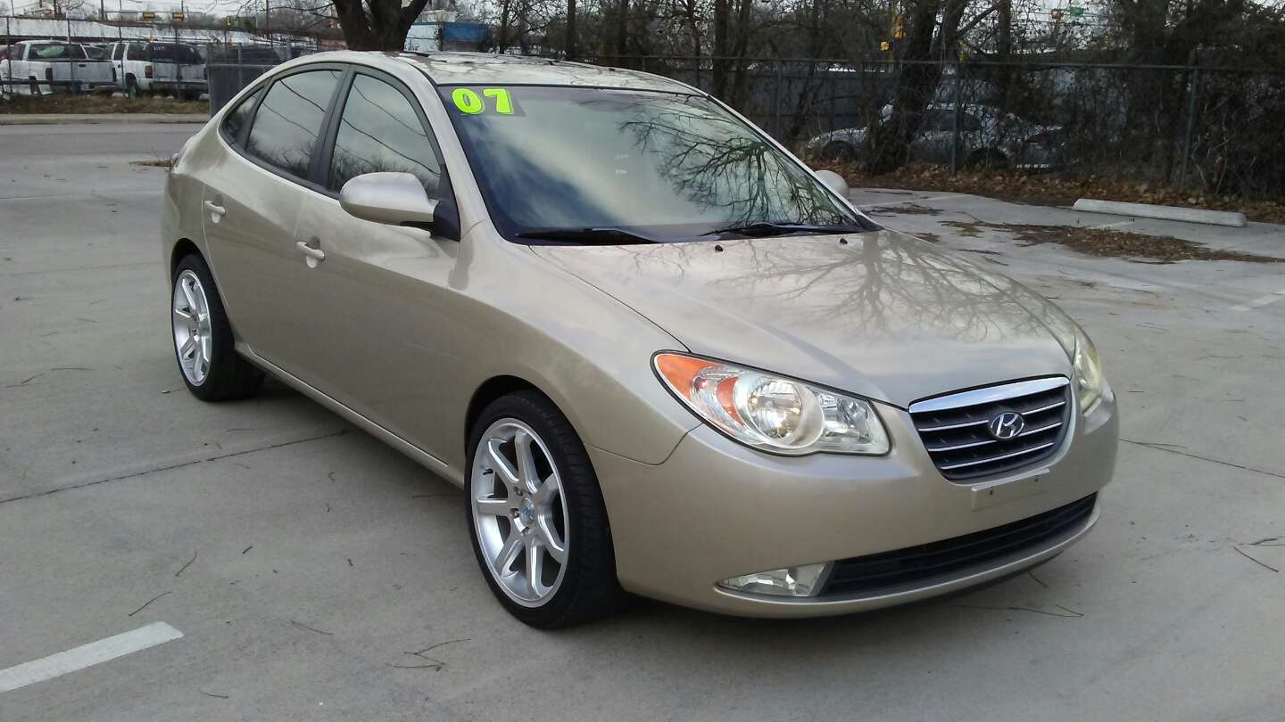 2007 hyundai elantra for sale in dallas tx 5miles buy and sell. Black Bedroom Furniture Sets. Home Design Ideas