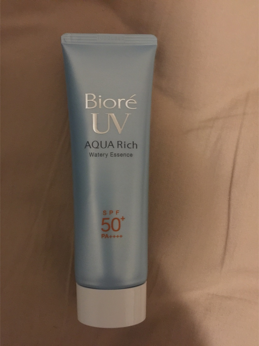 Biore Kao UV Aqua Rich Watery Essence Sunscreen Face Body SPF50 PA++ Large Size in San Francisco |$15
