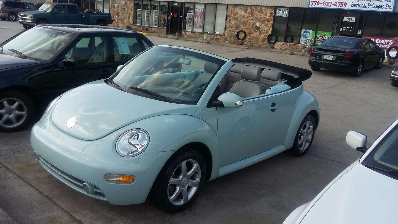 2004 Volkswagen Beetle For Sale For Sale In Douglasville