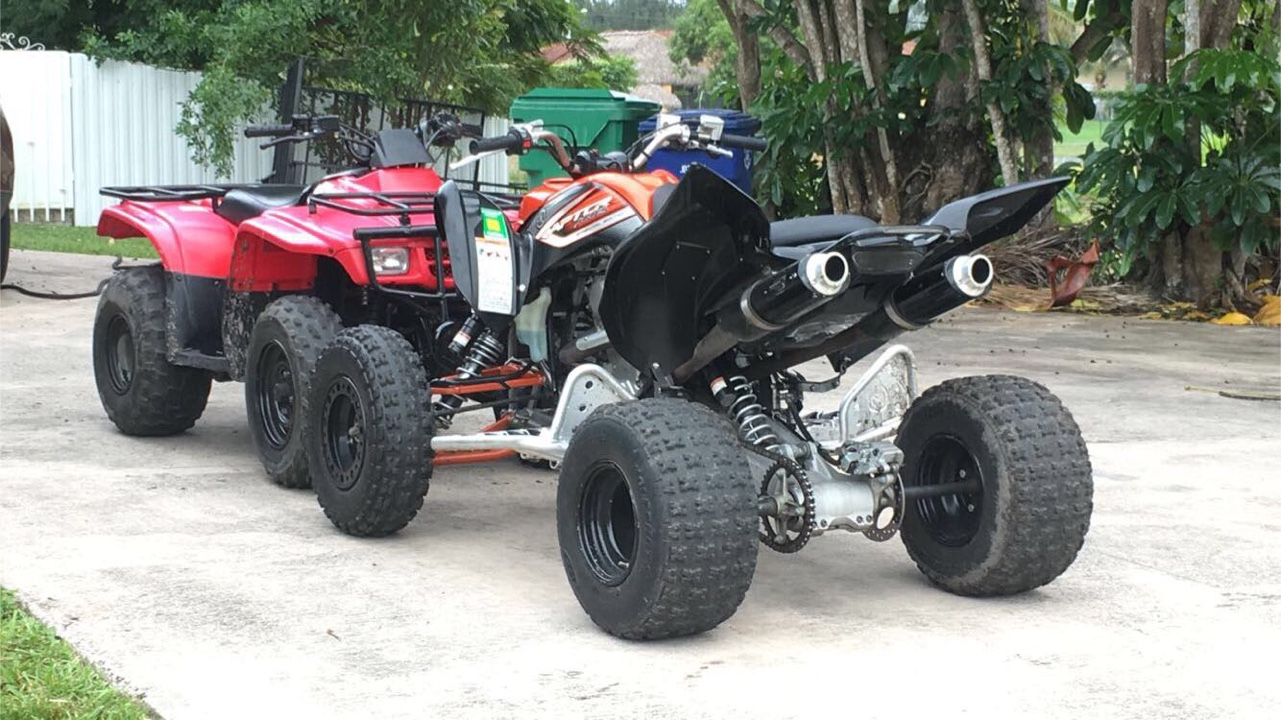 2007 yamaha raptor 700r se for sale in hialeah fl for Yamaha raptor 700r for sale