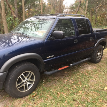2003 chevy s10 zr5 4x4 for sale in toms river nj 5miles buy and sell. Black Bedroom Furniture Sets. Home Design Ideas
