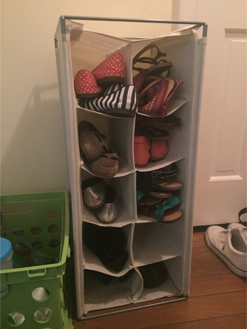 canvas shoe rack for sale in lower merion pa 5miles