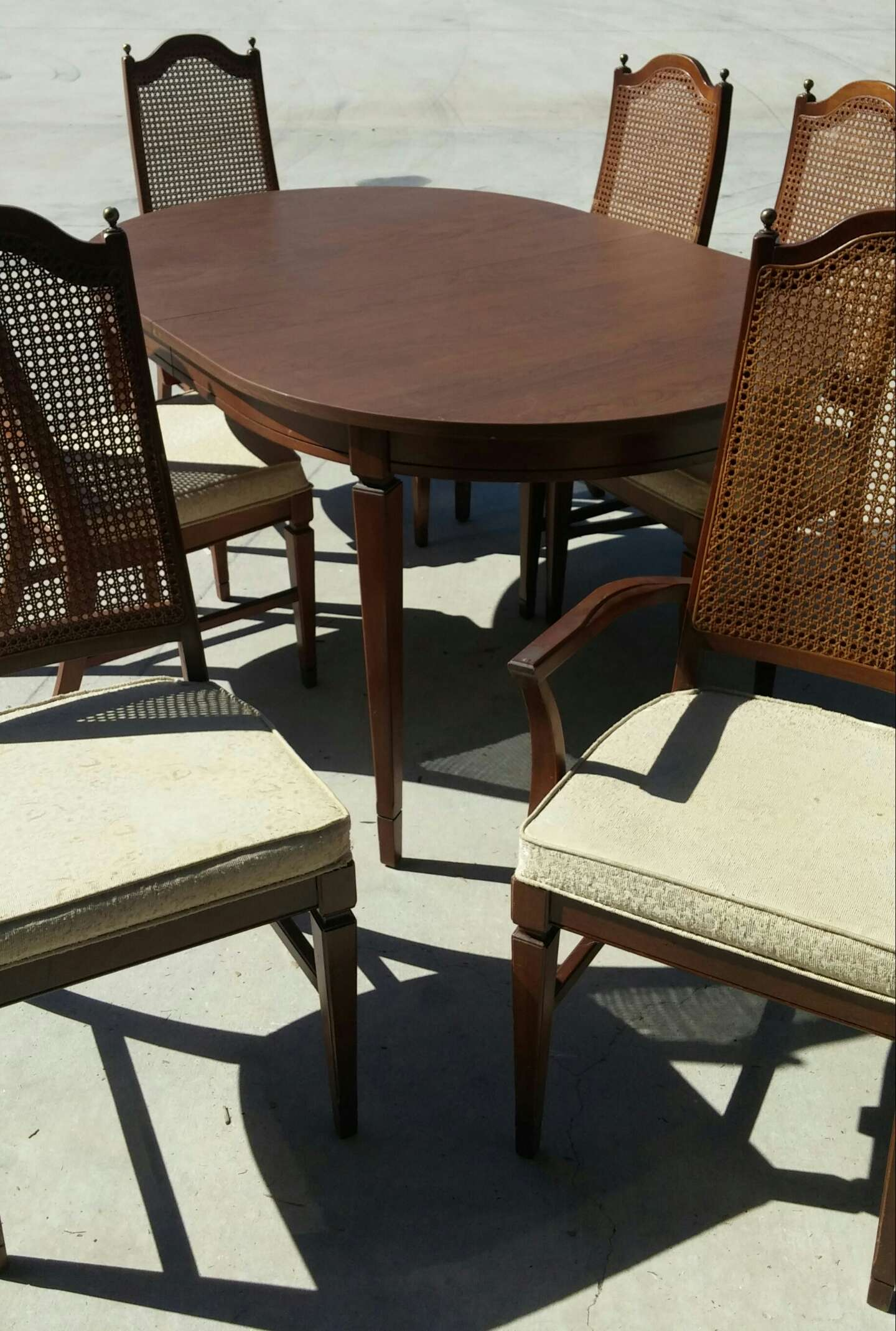 Holman Dining Table W 6 Chairs For Sale In San Antonio Tx