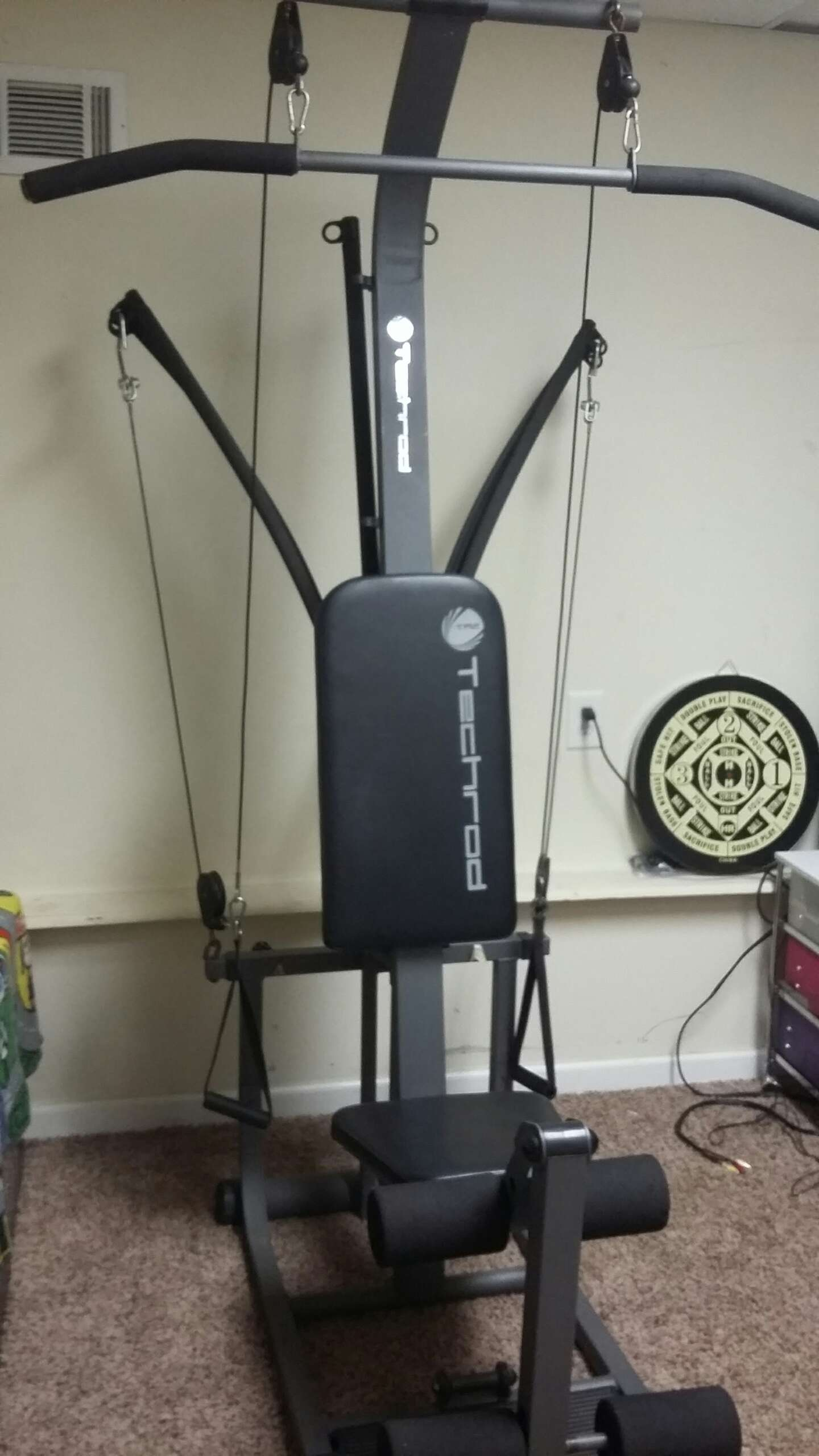 Techrod Tr Home Gym For Sale In Rockmart GA Miles Buy And Sell - Home gym equipment for sale
