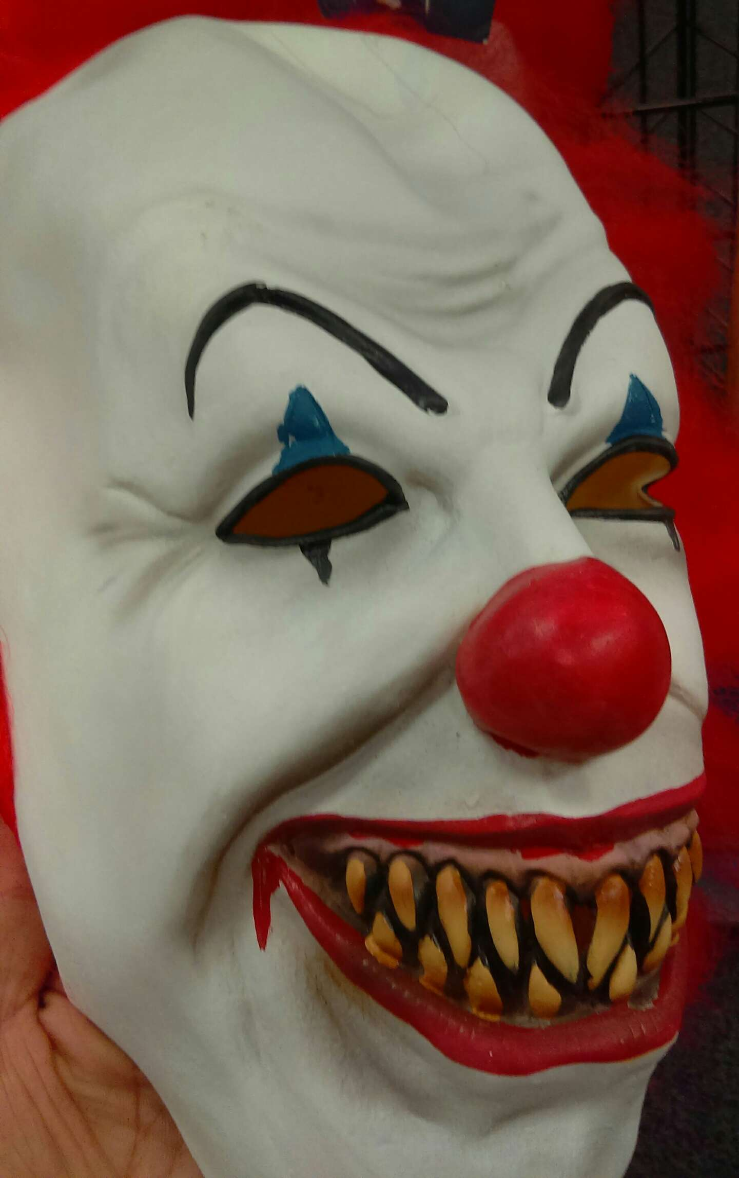 New! The IT! Halloween mask! MUST GO!!! for sale in Lewisville, TX ...