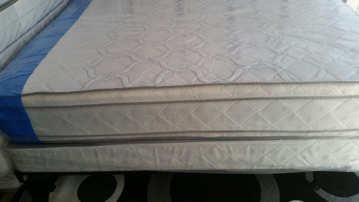 New Queen Size Mattress Box Spring For Sale In Silver Spring Md 5miles Buy And Sell