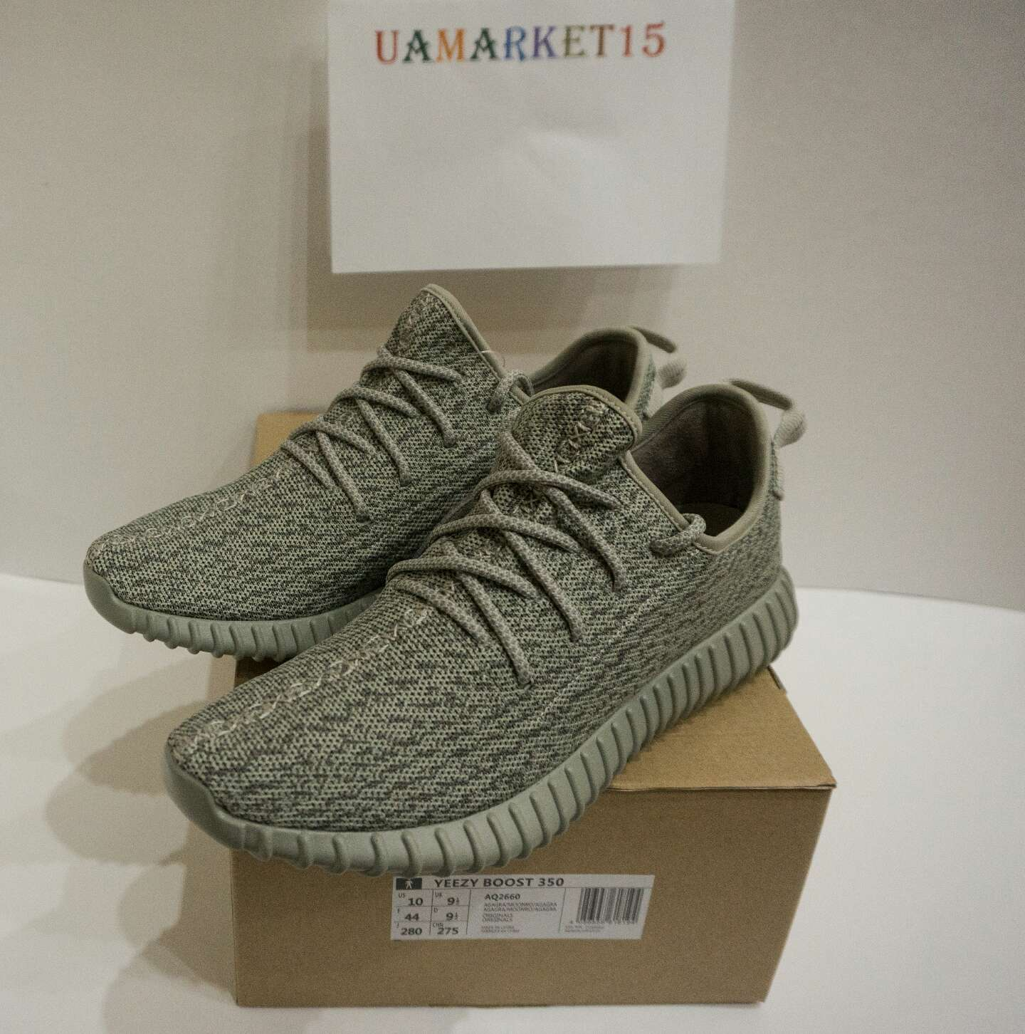 Unauthorized Authentic Yeezy 350 Boost Turtle Dove Review