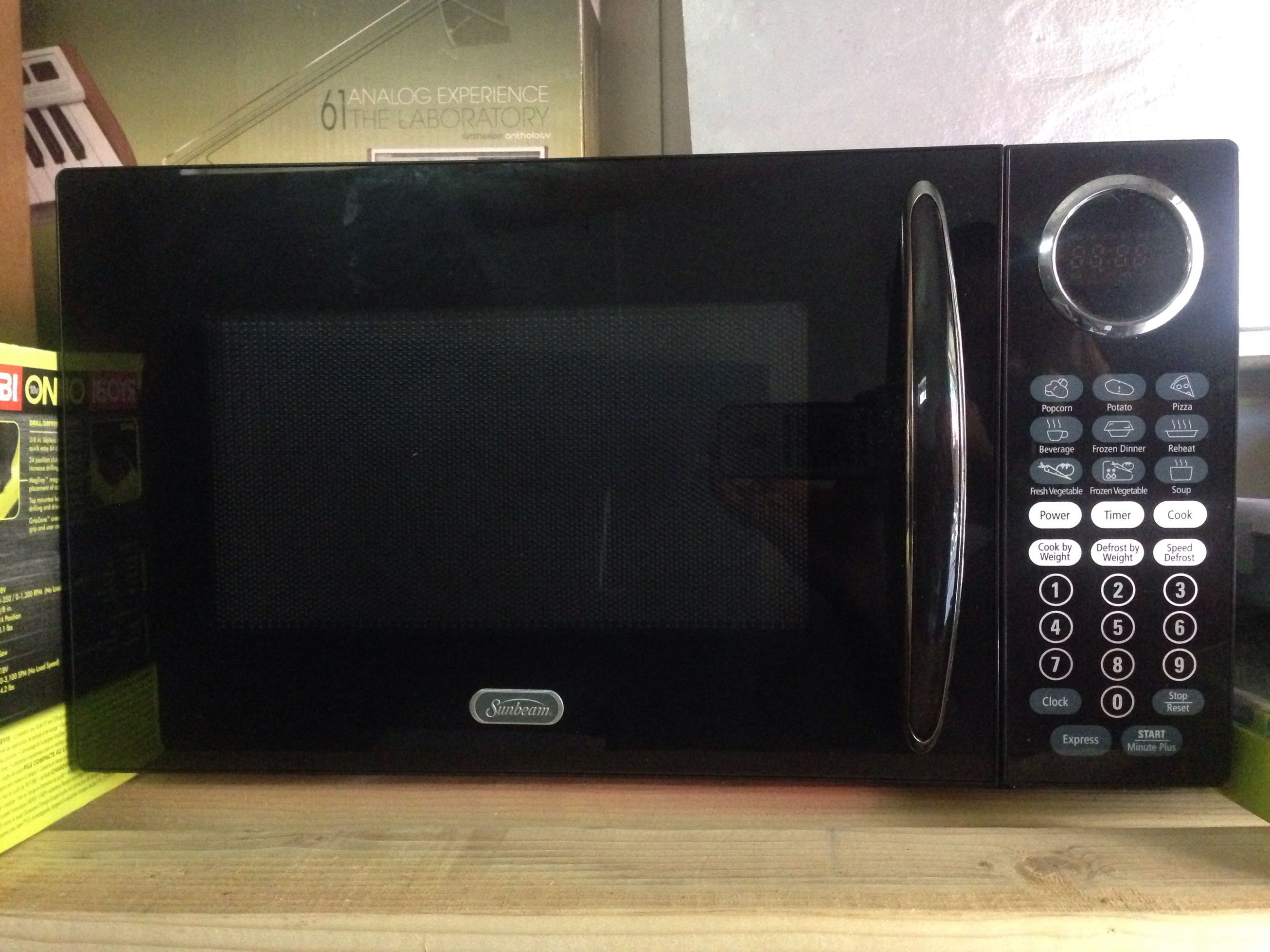 Sunbeam Sgb8901 Microwave Oven For Sale In La Ca 5miles