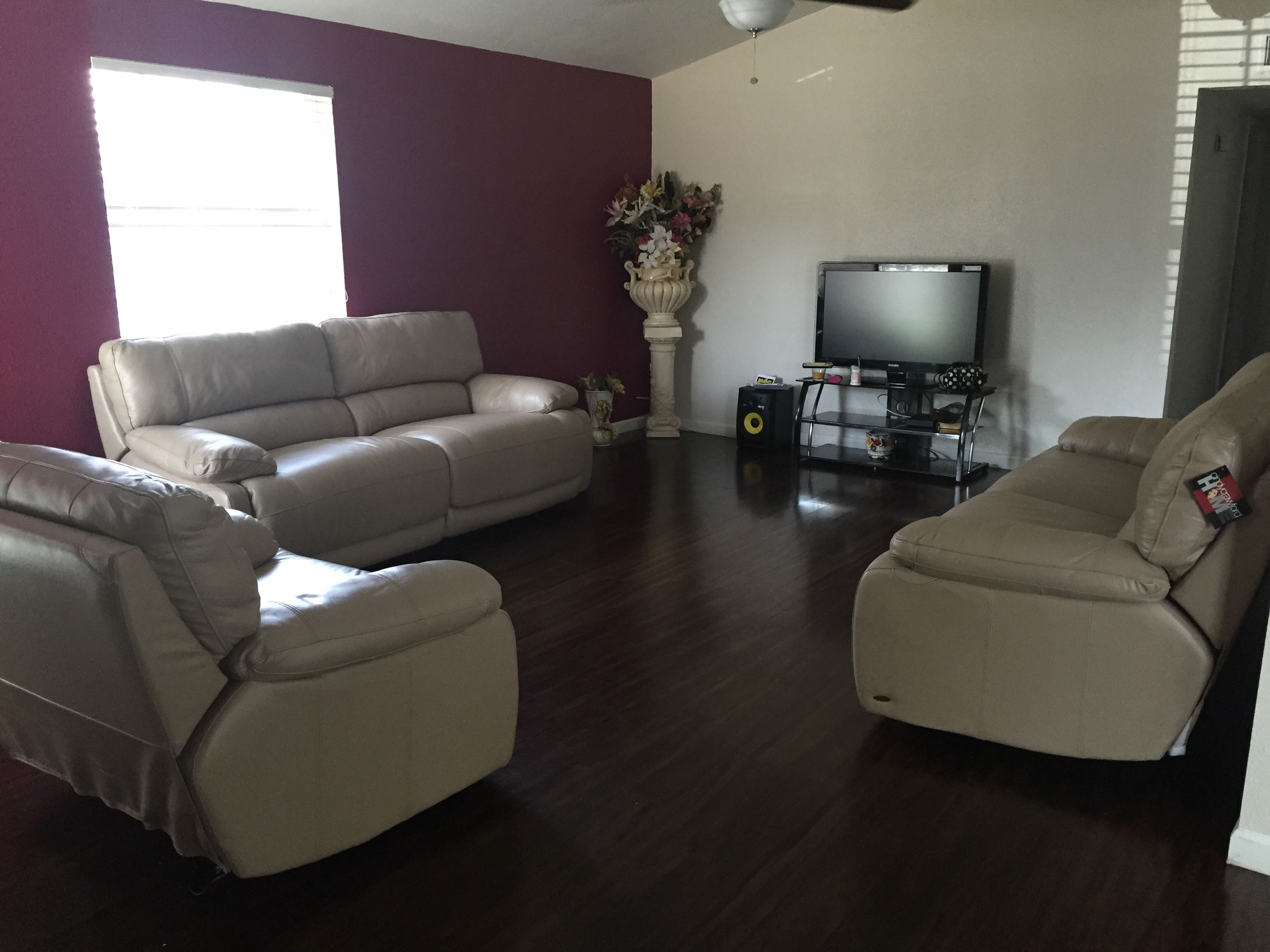 Living Room Brand New Set 100 Leather For Sale In Dallas