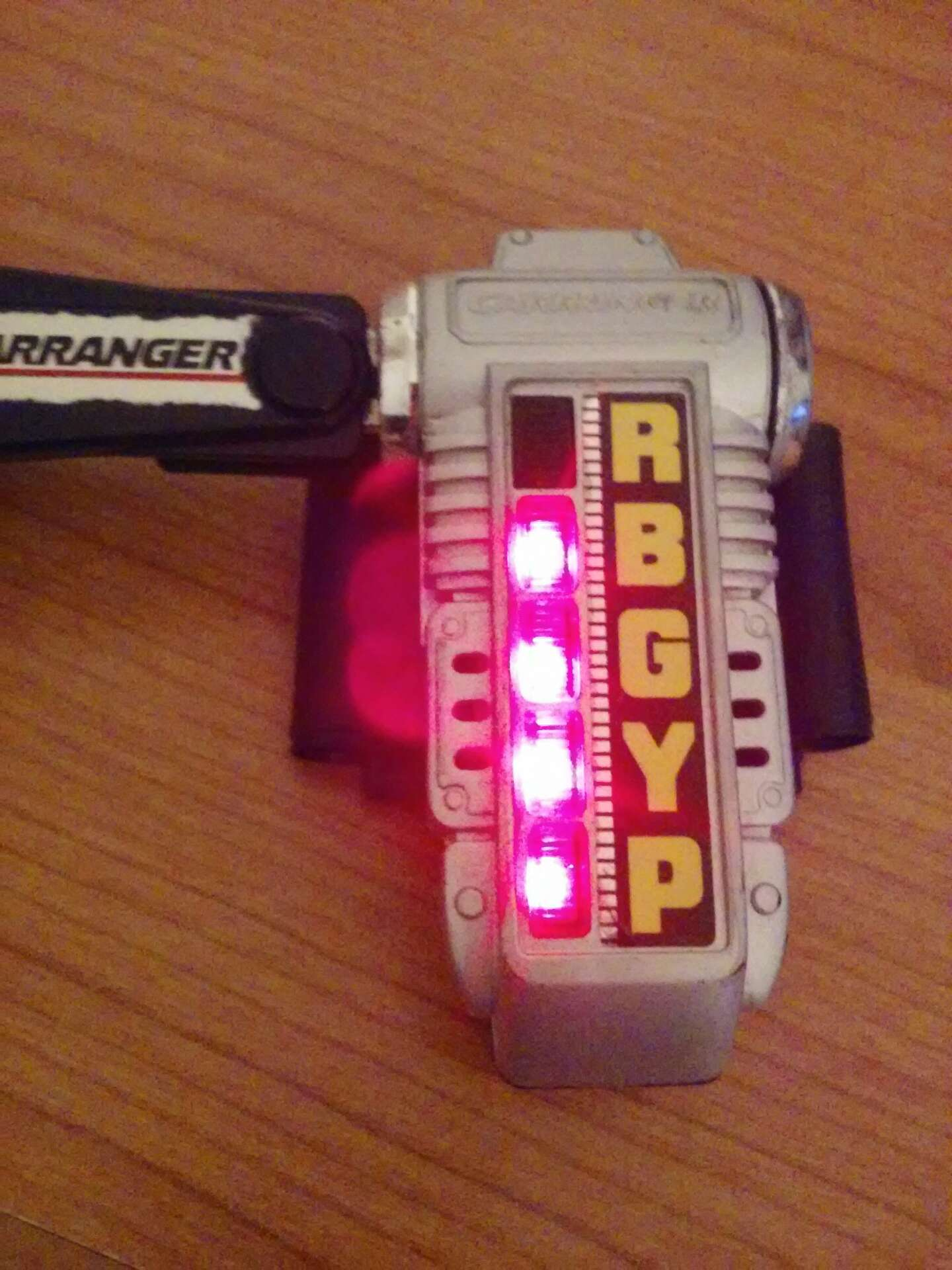 turbo morpher power rangers japanese carranger accel changer for sale in los angeles ca. Black Bedroom Furniture Sets. Home Design Ideas