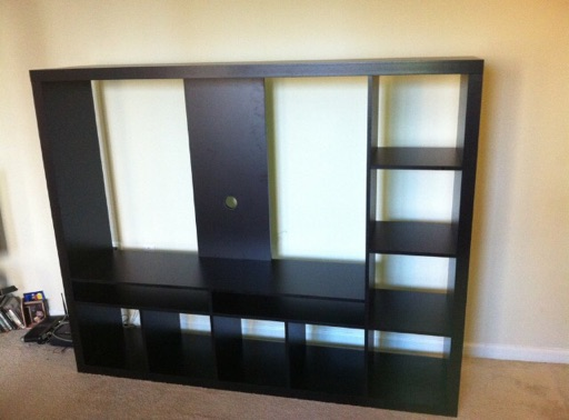 Gallery Of Ikea Expedit Tv Stand Bookcase With Ikea Lappland Tv Mbel.