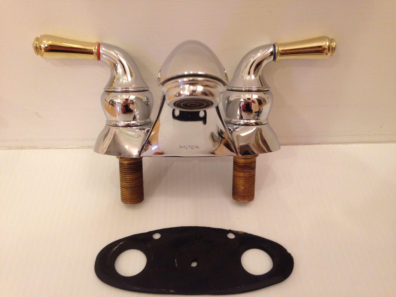 Inspiration 80 Moen Bathroom Faucets Sale Design Decoration Of Moen Eva Double Handle